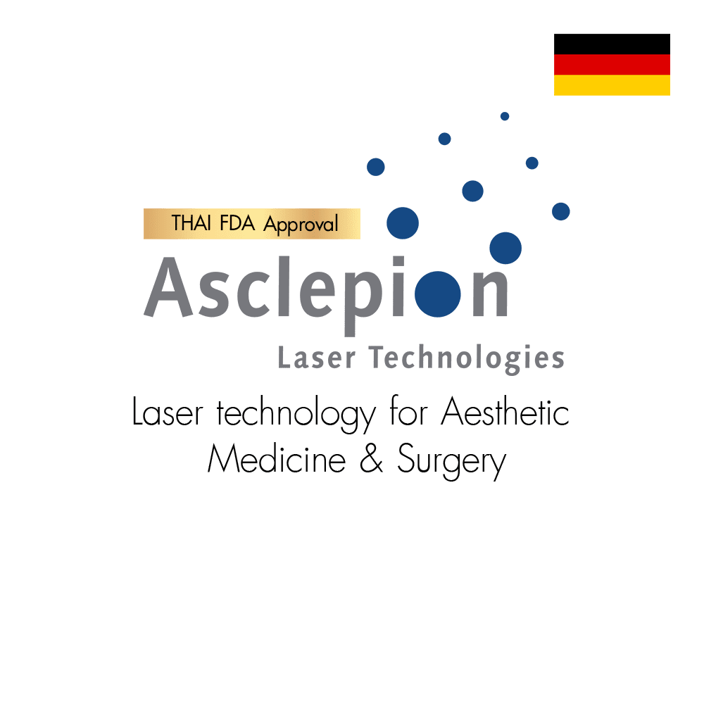 asclepion distributor in thailand